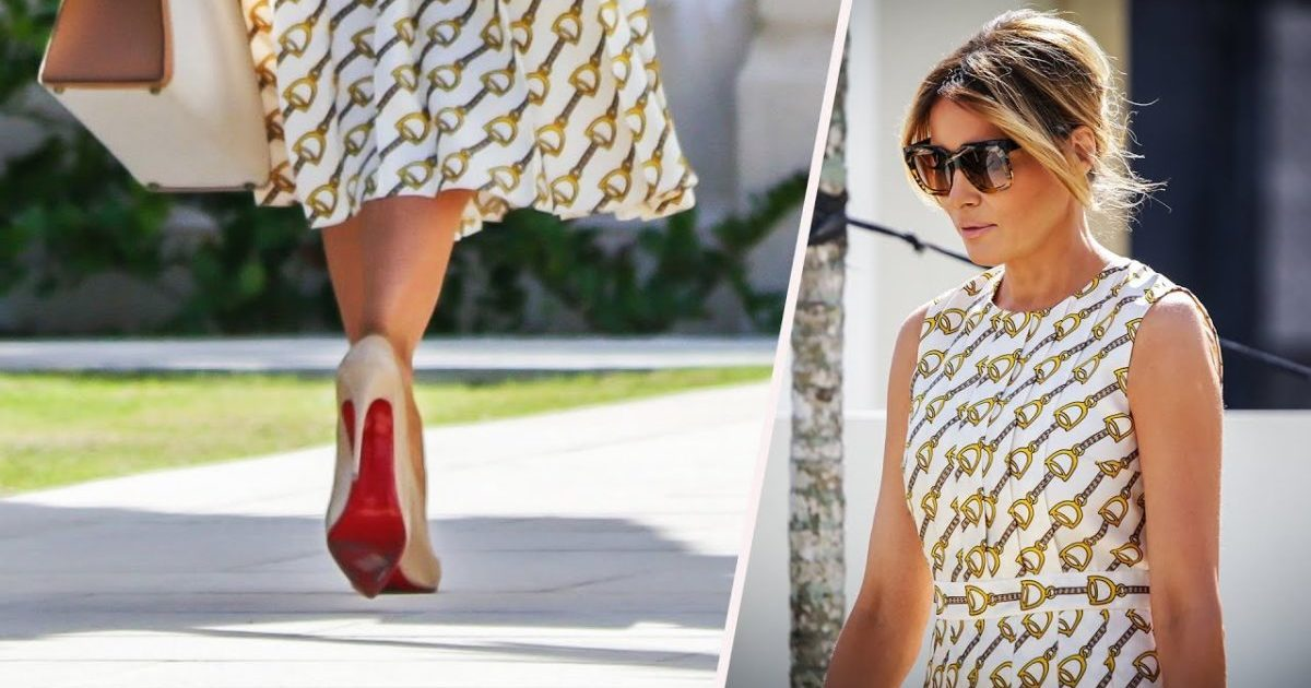 Melania Trump style: See what (and who) the first lady has
